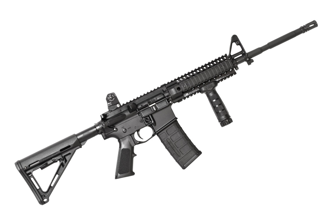 Top 10 ar 15 rifles for the money wide open spaces